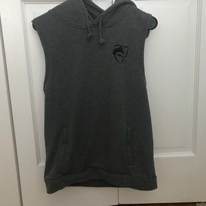 Alphalete sleeveless hoodie